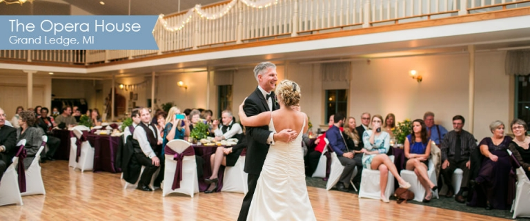 The Best Wedding And Reception Venues In Mid Michigan Lansing