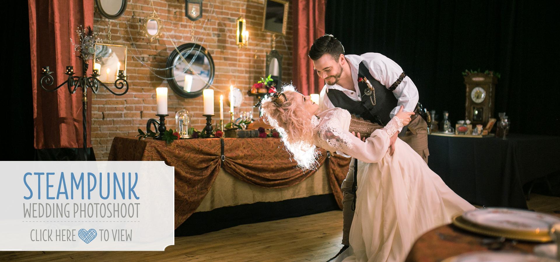 steampunk-wedding