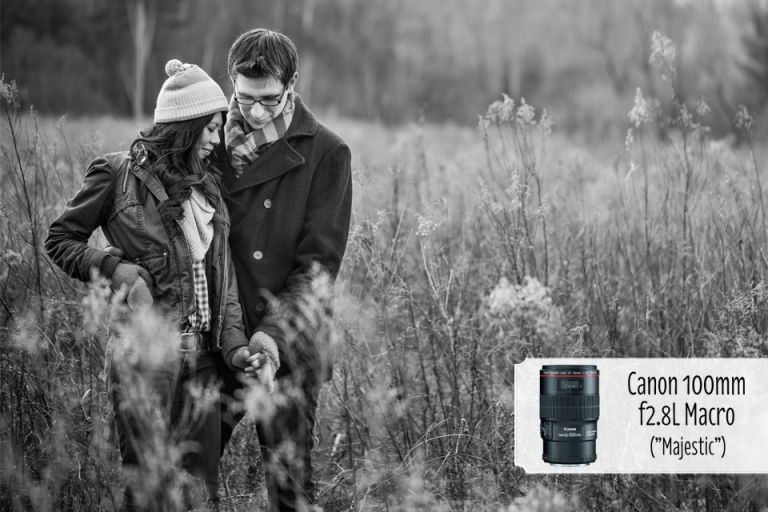 Canon 100L 2.8 best macro lens for wedding photographers