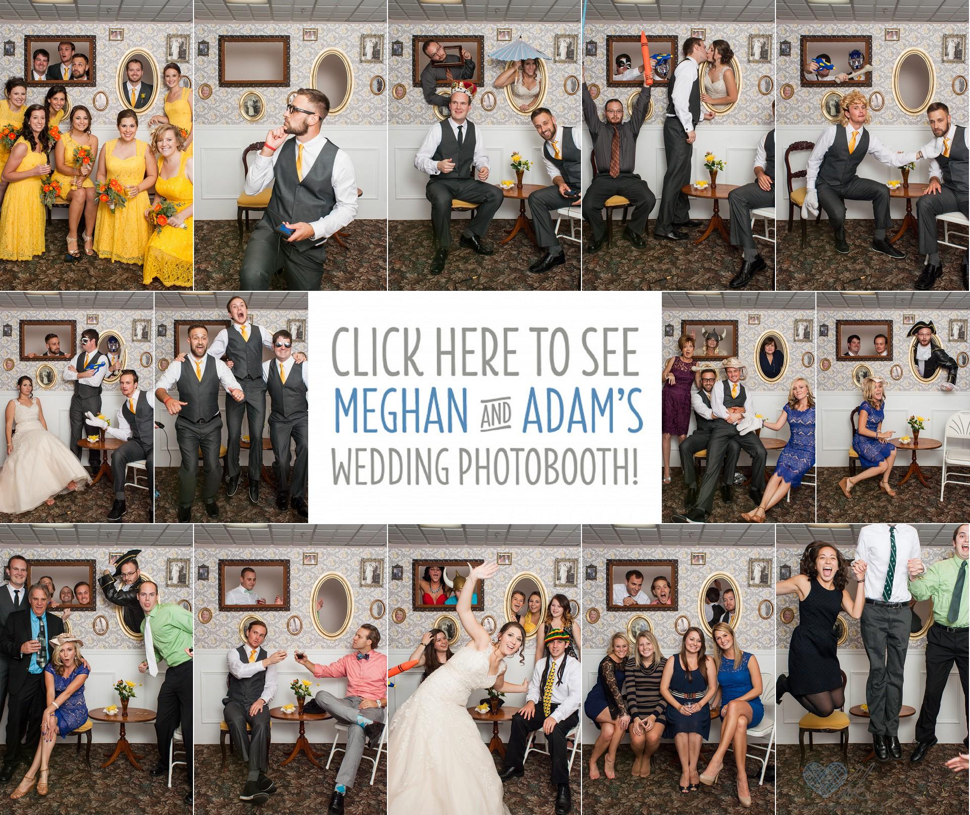 Grand Ledge Wedding Photobooth