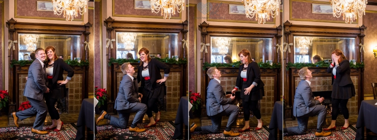 proposal ideas with family
