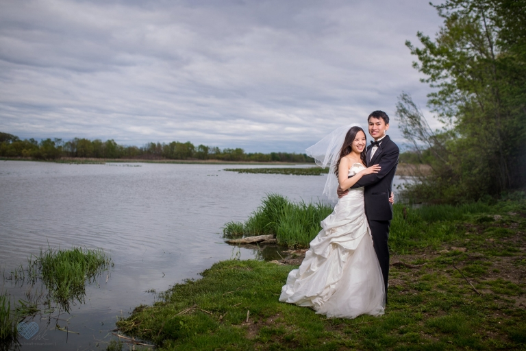 Holland Michigan trash the dress