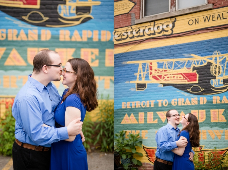 relaxed Grand Rapids engagement session at Ah-Nab-Awen park (9)