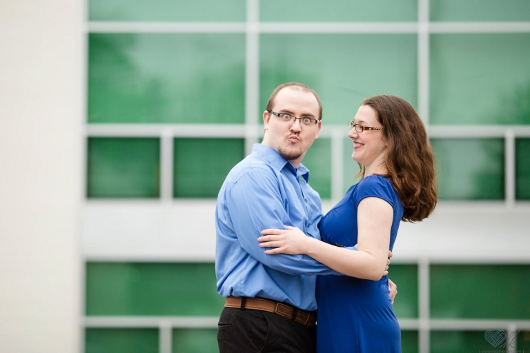 relaxed Grand Rapids engagement session at Ah-Nab-Awen park (7)
