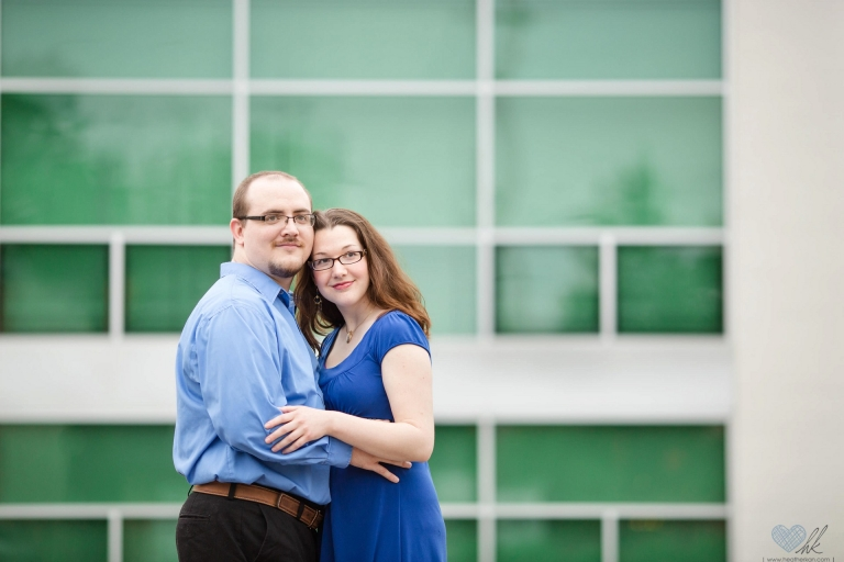 relaxed Grand Rapids engagement session at Ah-Nab-Awen park (5)
