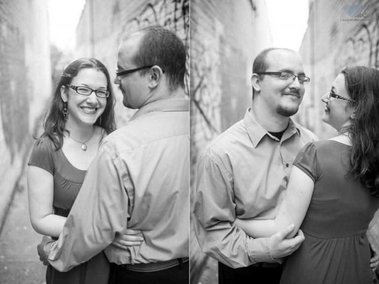 relaxed Grand Rapids engagement session at Ah-Nab-Awen park (1)