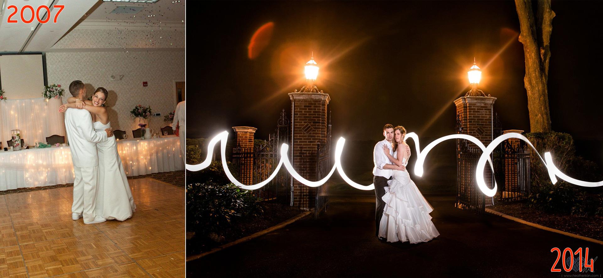 Off Camera Flash Suggestions Lansing Michigan Wedding Photographer