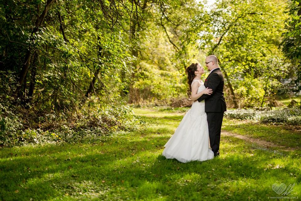 Tim And Emily Wedding Photographs At St Gerard Church