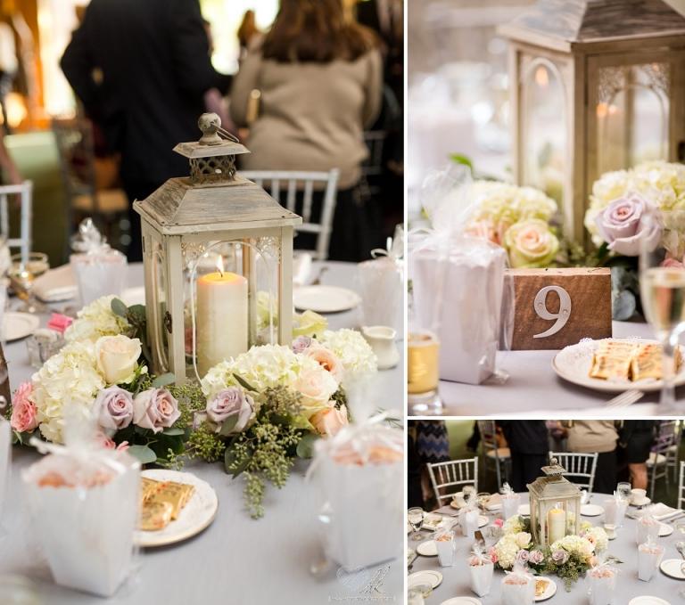 wedding decor at lyon oaks banquet center