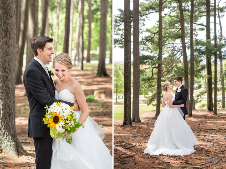 MSU Horticulture Gardens Wedding photographs
