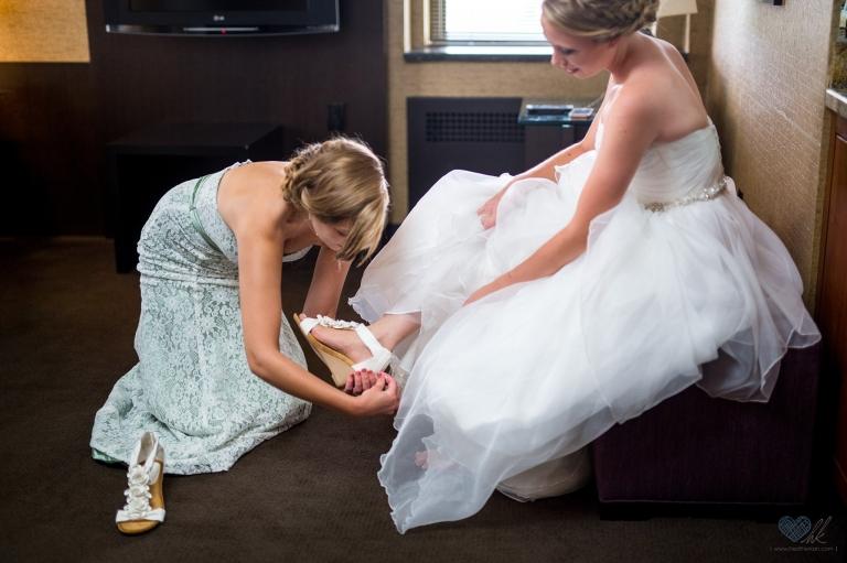 Kellogg Center wedding MSU East Lansing