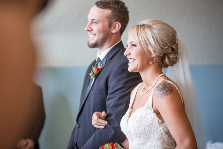 Golden Glow Ballroom wedding photographs