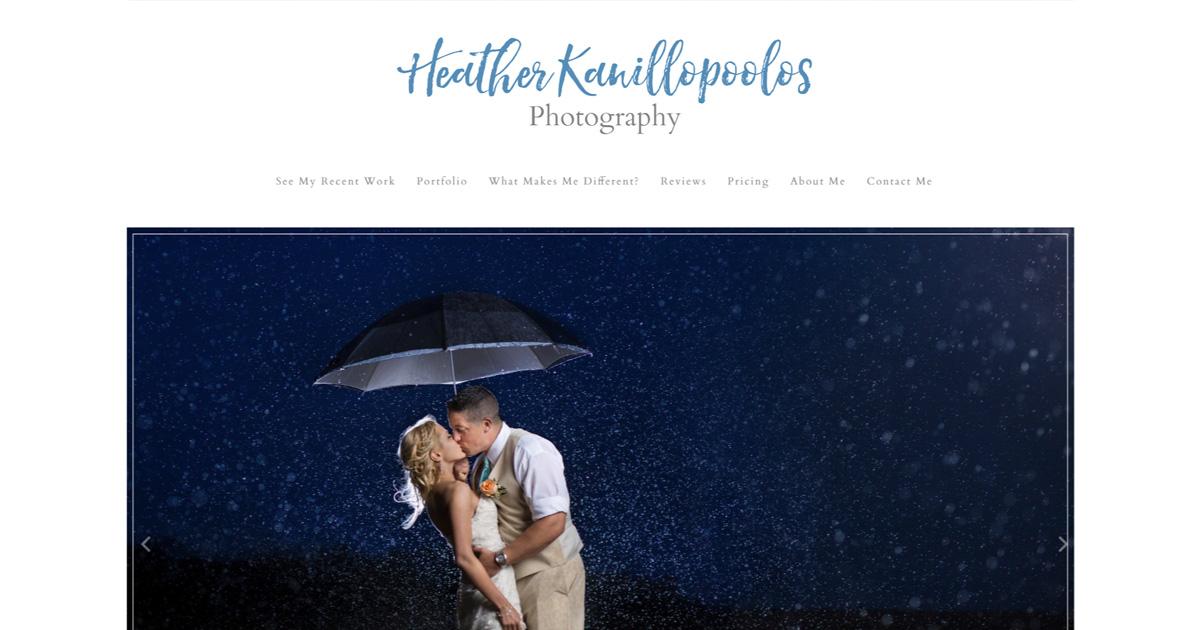 Welcome! » Lansing Michigan Wedding Photographer Heather
