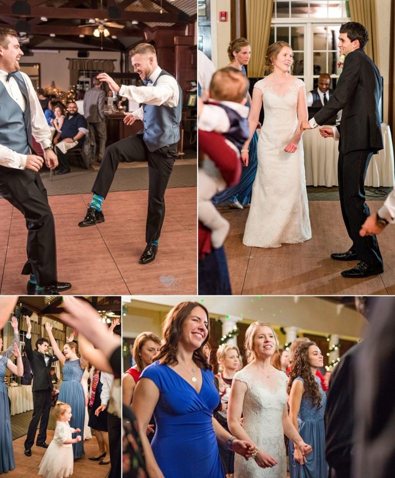Northville Hills Golf Club, Northville, Mchigan reception dance flooe