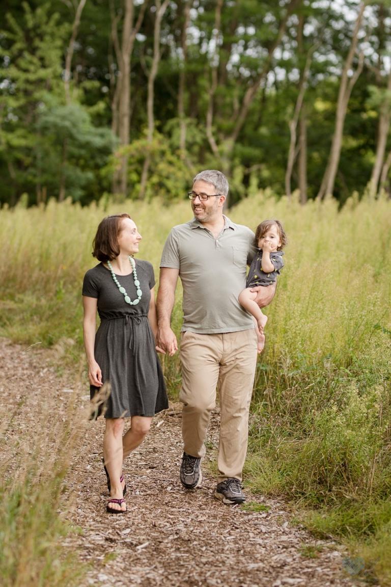 Fenner Nature Center family photographs
