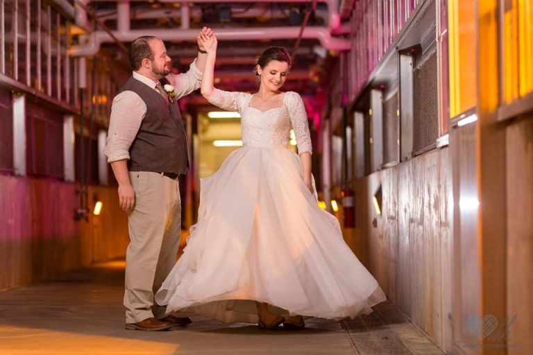 MSU Horiculture Greenhouse wedding photographs