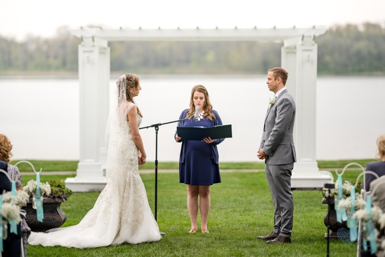 Banquet & Conference Center outdoor wedding photographs