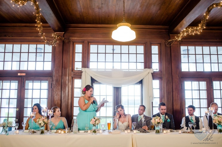 Banquet & Conference Center wedding reception photographs