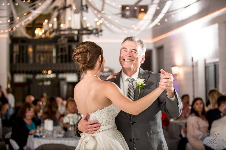 Wheatfield Inn Michigan wedding reception