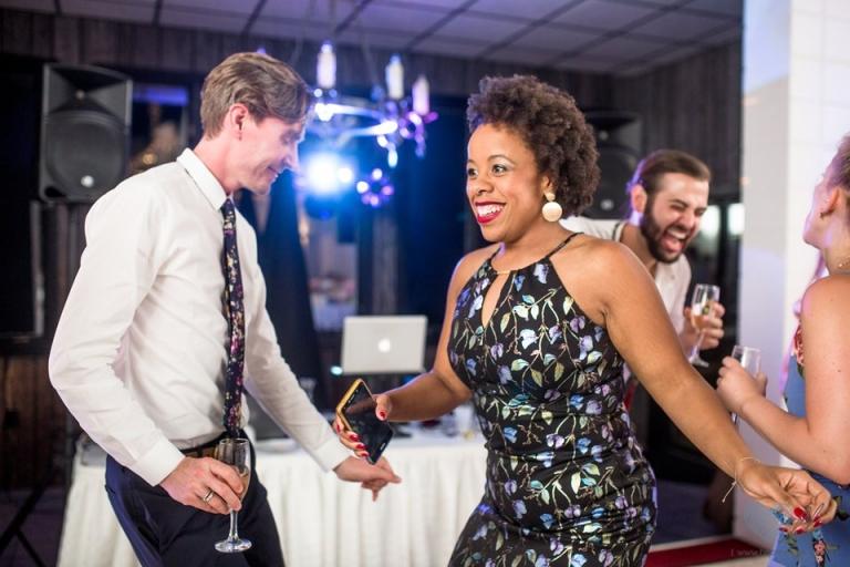 Wheatfield Inn Michigan wedding dance floor reception photos