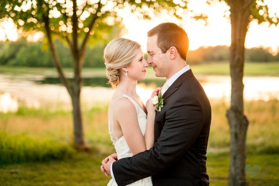 Northville Hills Golf Club wedding photographs