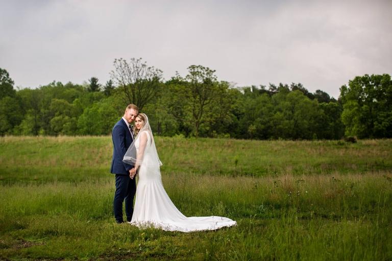 Fenner Nature Center wedding photographs