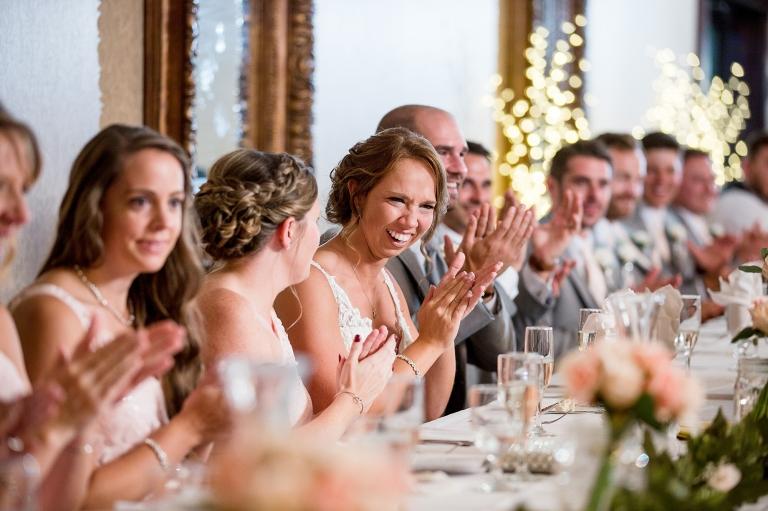 Crystal Gardens Banquet Center reception photographs