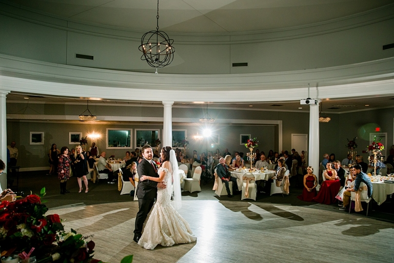 St George Banquet Conference Center Wedding Reception photographs